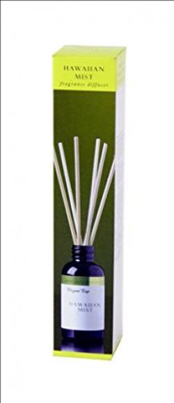 Hosley 59ML Highly Fragranced Hawaiian Mist Reed Diffuser