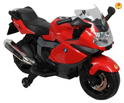 Baybee Officially Licensed BMW Battery Operated Bike (Red)