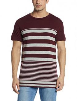 Aéropostale Men's T-Shirt (AE8215591_Small_Megenta_97244716)