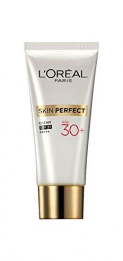 L'Oreal Paris Perfect Skin 30+ Day Cream, 18g