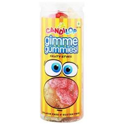 Candilop Gimme Gummies Fruity Stars, 200g