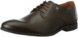 Arrow Men's Brown Leather Formal Shoes - 10 UK/India (44 EU)