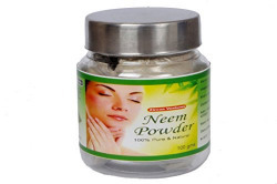 Neem Powder, 100 % pure and Natural - 100 gms