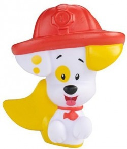 Fisher-Price Nickelodeon Bubble Guppies Bubble Puppy Bath Squirter Bath Toy