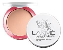Lakme Perfect Radiance Compact, Golden Medium 03, 8 g