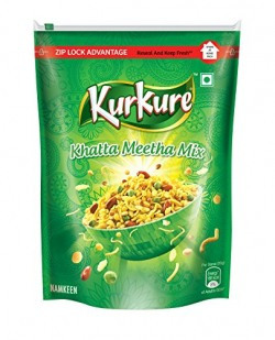 Kurkure Namkeen - Khatta Meetha Mix, 1kg