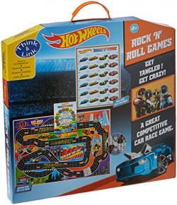 Sterling Hotwheel Rock and Roll - Car Race, Multi Color