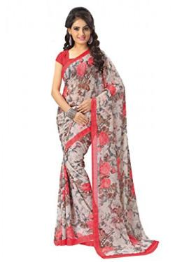 Vaamsi Chiffon Saree (Rc3140_Pink)