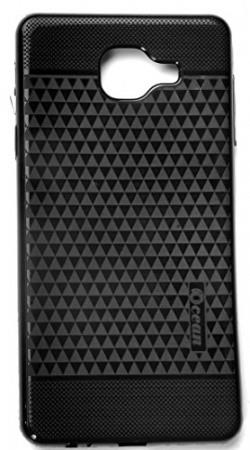 SPEKTRA Exclusive 360* Protection Premium 3D Designed Soft Rubberised Back Case Cover For Xiaomi Mi Redmi Note 4 - BLACK