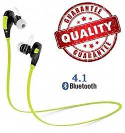 Voltac Professional Bluetooth 4.1 Wireless Stereo Sport Headphones Headset Hi-Fi Sound Hands-Free Calling