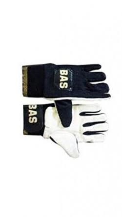 Bas Boss (Thick Fabric Plain Wothout Cuff) Wicket Keeping Inner Gloves