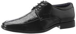 Bata Men's Roch Black Formal Shoes  - 9 UK/India (43 EU)(8216822)