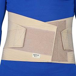 Aktive Support 548 Contoured Sacro Lumbar Support - Medium (Beige)