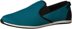 United Colors of Benetton Men's Green Espadrille Flats - 6.5 UK/India (40 EU)
