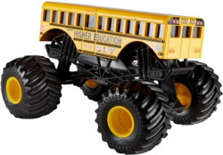 Hot Wheels Higher Education