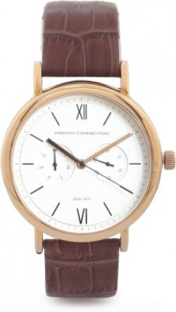 French Connection FC1223TAGJ Analog Watch  - For Men