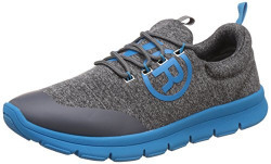 Superdry Women's Scuba Storm Runner Grey Grit Running Shoes - 5 UK/India (38 EU)