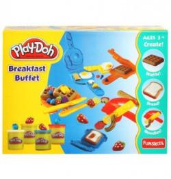 Funskool Playdoh Breakfast Buffet