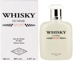 Evaflor Whisky Sport EDT  -  100 ml