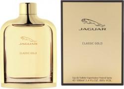 Jaguar Classic Gold EDT  -  100 ml