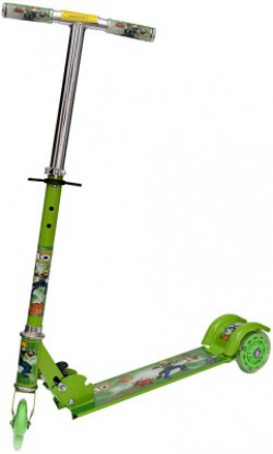 MY KIDS 10 3 WHEEL SCOOTER WITH LED LIGHTS FOR KIDS