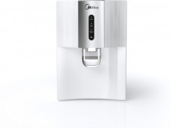 Midea MWPRO080AI6 Antibacterial Replaceable Tank 8 L RO Water Purifier(White)