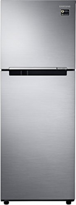 Samsung 253 L 2 Star Frost Free Double Door Refrigerator (RT28M3022S8, Elegant Inox)
