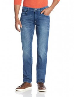 Lee Men's Mojo-A Skinny Fit Jeans (8907222680541_L180192481KE034033_34W x 33L_Blue)