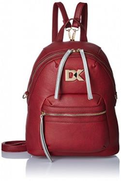 Diana Korr Women's Messenger Bag (Maroon) (DK92HMAR)