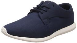 United Colors of Benetton Men's Blue (901) Sneakers - 8 UK/India (42 EU)