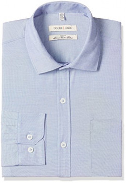 Excalibur Men's Formal Shirt (8907542550203_400016471212_40_Blue)