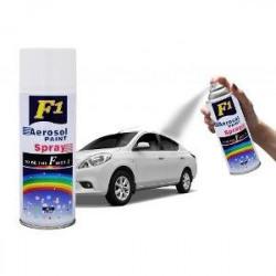 F1 Aerosol Spray Paint (White)