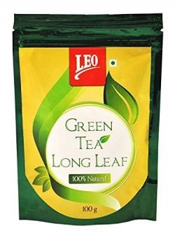 Leo Retail Concept Green Tea Long Leaf, 4 x 100 gms