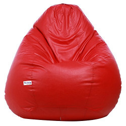 Excel Classic XL Bean Bag Cover (Red)