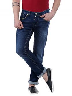 LAWMAN PG3 Men's Slim Fit Navy Jeans_32