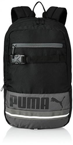 Puma Black Casual Backpack (7339301)