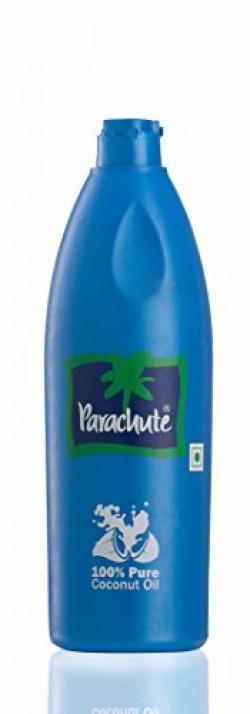 Parachute 100% Pure Coconut Hair Oil Bottle, 500ml
