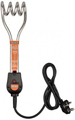 Usha IH2410 1000-Watt Immersion Heater (Silver)