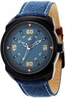 Fastrack NG9463AL07AC Explorer Analog Watch  - For Men