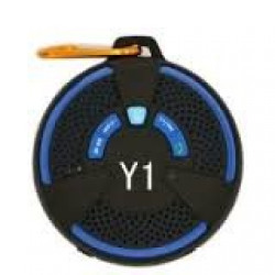AXXIS Bluetooth Portable Speaker Y1 (Blue)
