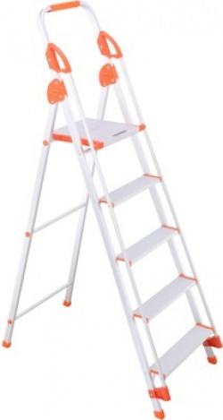Bathla Baby 4 Step Aluminium Ladder