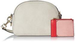 Accessorize Women's Sling Bag (Natural)