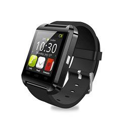 Ambrane ASW-11 Smart Watch (Black)