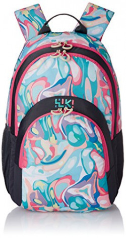 Wiki by Wildcraft 31 liters Pink Casual Backpack (8903338045670)