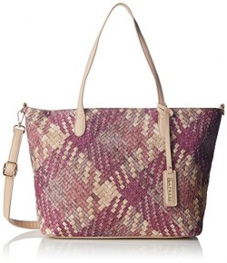 Caprese Claudia Women's Tote Bag (Purple)