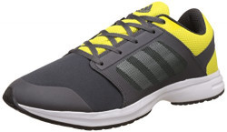 adidas Men's Kray 1.0 M Dgsogr, Silvmt and Shoyel Running Shoes - 8 UK/India (42 EU)
