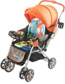 Sunbaby Stroller - Big Orange Giraffe