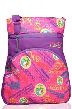 F Gear Callio Ladies Handbag Violet