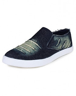 Casual Shoes For Men's, Sneakers Shoes For Men's, Loafer & Moccasins Shoes (10, Blue)
