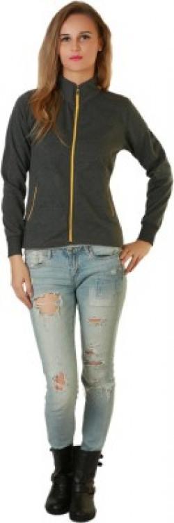 Belle Fille Full Sleeve Solid Women's Jacket